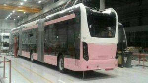 Erdoğan'ın talimatıyla kadınlara özel trambüs seferlerine başlıyor