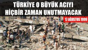Marmara depreminin 18. yıldönümü