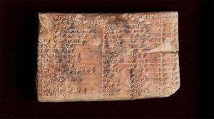 3 bin 700 yıllık Babil tableti matematik tarihini değiştirdi