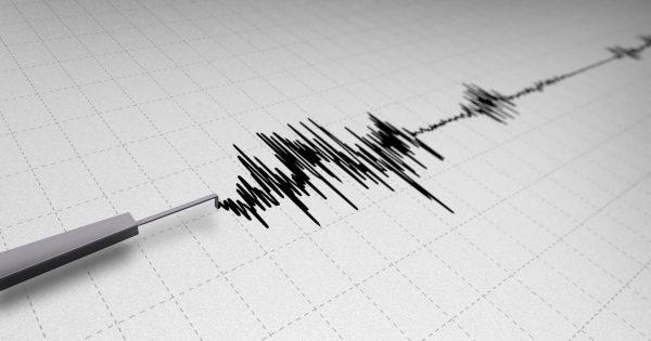 Bodrum'da 4.8 büyüklüğünde deprem!