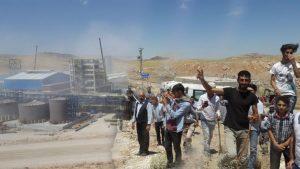 Mardin Mazıdağı'nda Fosfat yatakları bulunan köye tahliye kararı çıkarıldı: Köylüler direniyor