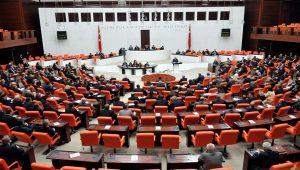 """Meclis Başkanı tekrar İsmail Kahraman seçildi: Teşekkür konuşmasında """"Atatürk"""" dedi!"""