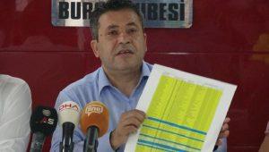 Hükümet yanlısı sarı sendikanın 'torpil listesi' açıklandı