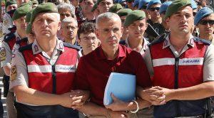 Akıncı Üssü davasında Mehmet Dişli savunma yaptı: Hulusi Akar'la aynı akıbete uğradım