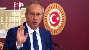 CHP'li Muharrem İnce, TRT katkı payına yapılan zamma tepki gösterdi