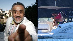 Erol Köse, canlı yayında Murat Başoğlu'na hakaret etti…