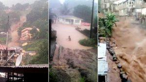 Muson yağmurları üç ülkede felakete yol açtı: Yüzlerce ölü var!