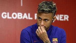 Neymar PSG'ye transfer oldu