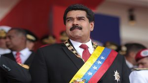 Maduro: Yurt dışında tuvalet temizlemeyi bırakıp vatanınıza dönün