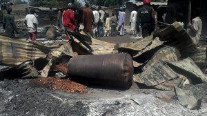 Nijerya'da kiliseye silahlı saldırı: 11 ölü!