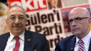 Yeni Akit'ten Enis Berberoğlu'na iftira: Nurettin Veren, torllerin uydurmasını köşesine taşıdı