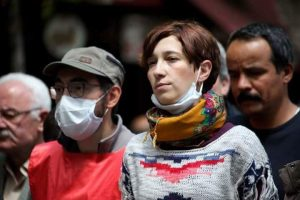 Ankara'da Gülmen ve Özakça eylemine müdahale: 3 gözaltı
