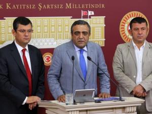 CHP, Gazze için komisyon kurulmasını istedi