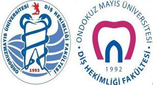 Ondokuz Mayıs Üniversitesi (OMÜ) Diş Hekimliği Fakültesi'nin yeni logosunda Atatürk yok