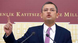 """CHP'li Özel: """"Bu ülkenin bir kurucusu vardır"""""""