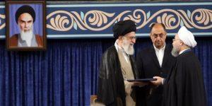Dini lider Hamaney'den Ruhani'nin Cumhurbaşkanlığına onay