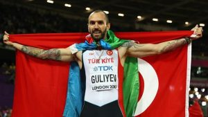 Dünya şampiyonu olan Ramil Guliyev dünyanın gündeminde
