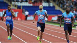 Ramil Guliyev fırtınası devam ediyor; Bir birincilik daha geldi!