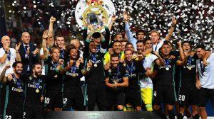 Avrupa'nın en büyüğü Real Madrid!