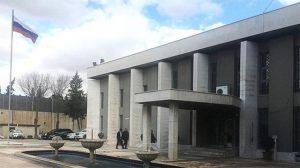 Rusya'nın Şam Büyükelçiliği'ne havanlı saldırı