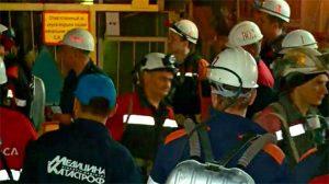 Rusya'da maden ocağını su bastı: 17 işçi kayıp