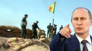 ABD'den sonra şimdi de Ruslar PYD/YPG'yi resmen muhatap saymaya kalkıyor?