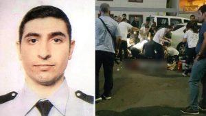 İstanbul Emniyetinde bıçaklı saldırıda hayatını kaybeden polisin kimliği belli oldu