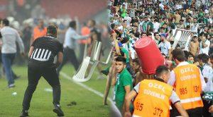 Beşiktaş ile Konyaspor'un Süper Kupa'da çıkan olaylardaki cezaları belli oldu!