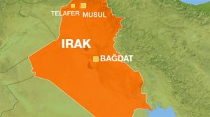 Telafer'in IŞİD'den kurtarılması operasyonunda hava harekatı başladı