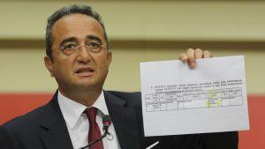 CHP'den çok konuşulacak belge! Başkanlık Ulusal Güvenlik Birimi iddiası…