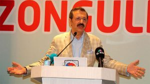 TOBB Başkanı Hisarcıklıoğlu vali ve milletvekili maaşlarını az buldu