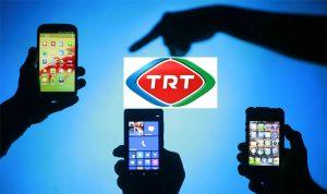 Cep telefonlarında TRT bandrolü payı yüzde 10'a çıktı!