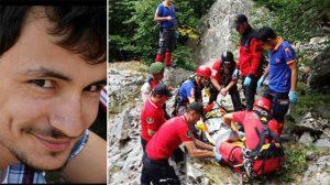 Üniversiteli genç 70 metrelik uçuruma düşüp öldü
