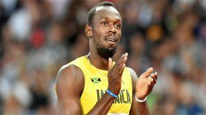 Usain Bolt veda yarışında geçildi!