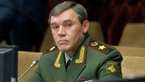 Rusya Genelkurmay Başkanı Valery Gerasimov Türkiye'ye geliyor