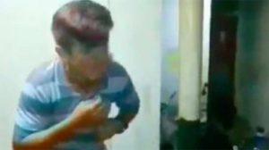 İBB güvenlikleri vapurda simit satan çocuğu darp etti!