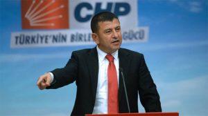 CHP milletvekili Veli Ağbaba'dan Memur Sen'e eleştiri