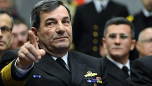 Donanma Komutanı Ora. Veysel Kösele emeklilik dilekçesini verdi