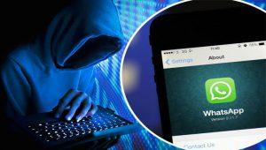 WhatsApp hesabınız çalınabilir