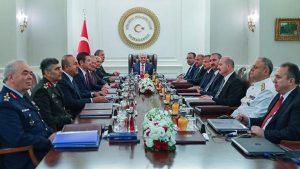 YAŞ toplantısı sona erdi: Yeni Kuvvet Komutanları belli oldu