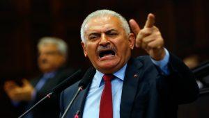 Başbakan Yıldırım'dan Bahçeli'ye savaş yanıtı