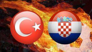 Türkiye, Hırvatistan karşısında ölüm kalım maçında 1-0 galip geldi!