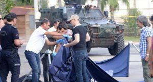 'Mersin'de karakola saldırmaya çalışan IŞİD militanı devletten para yardımı alıyordu'