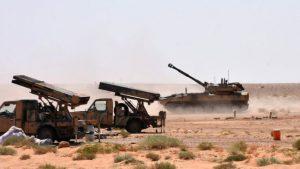 Suriye ordusu Deyr ez-Zor'a dayandı