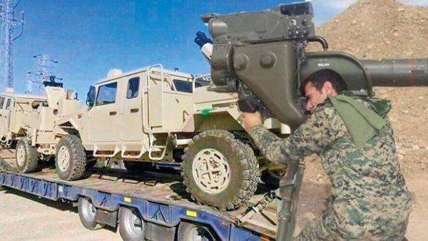 ABD'nin YPG'ye silah yardımı: Deyr ez Zor operasyonu kapsamında 90 tır daha gönderildi