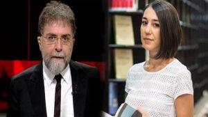 Melis Alphan'dan Ahmet Hakan'a çok sert yanıt: Meşrebine göre yazmış
