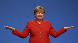 Angela Merkel'den, Türkiye'ye silah sevkiyatı ve seyahatle ilgili dikkat çekici açıklama