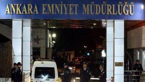 Ankara Emniyeti'nde sürpriz görev değişikliği