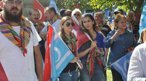 Ankara Tandoğan'da Kerkük mitingi: Kuzey Irak'taki referandum protesto edildi