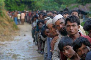 Arakanlı Müslümanlara 1000 tonluk yardım malzemesi gidiyor!